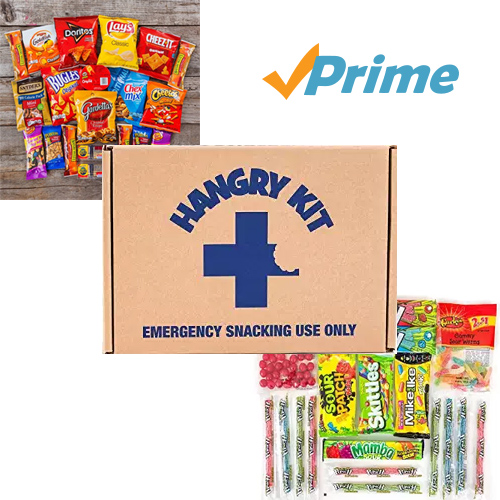 Hangry Care Package Kits : $21.82-$39.99