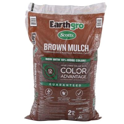 Scotts EarthGro Mulch : Only $2