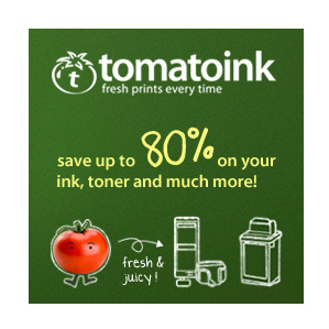TomatoInk : 14% off any order