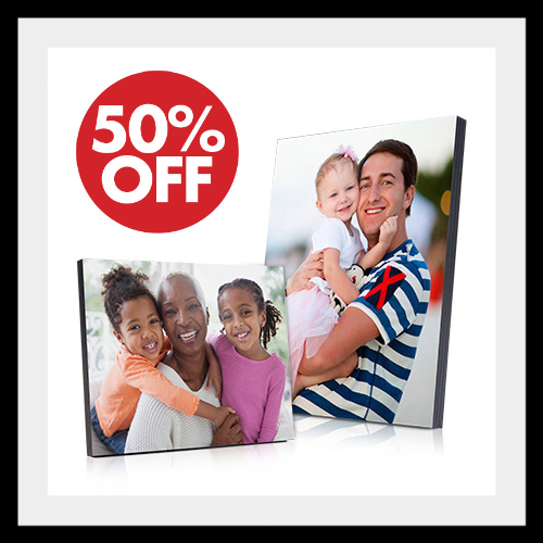 Walgreens Photo : 50% off Enlargements, Posters and Wood Panels