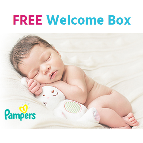 Baby Welcome Box : Free