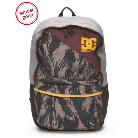 DC Bunker Backpack : $10 + Free S/H