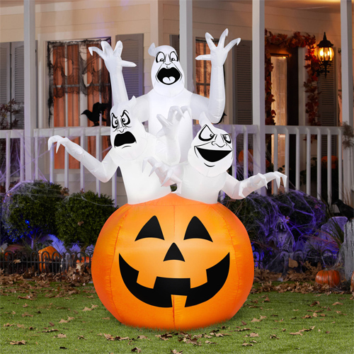 Airblown Ghost Decoration : $29.97