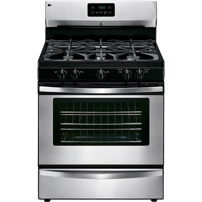 Kenmore Gas Range : Only $389.99