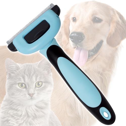 76% off Pet Grooming Shedding Rake : $6.95 + Free S/H