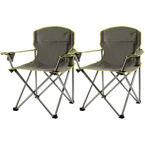 2 Quik Chair Camping Chairs : Only $19.99