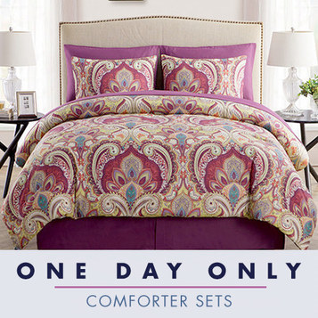 Comforter Sets : Only $44.79