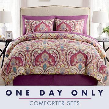Comforter Sets : Only $44.79