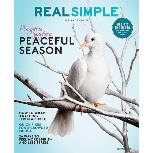 Real Simple Magazine Subscription : Only $5