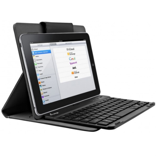 90% off Refurb M-Edge Universal Keyboard for 10″ Devices : Only $9.99 + Free S/H