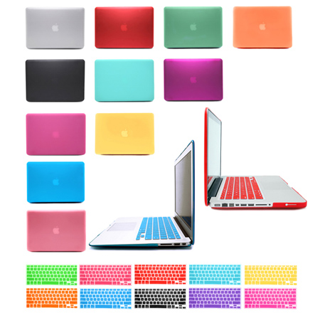 Mac Case and Keyboard Cover : $9.99 + Free S/H