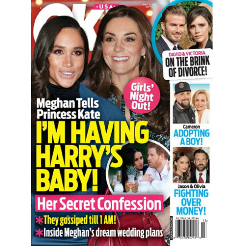 67% off OK! Magazine Subscription : Only $19.95