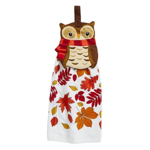 Owl Hanging Towel : $2.99 + Free S/H