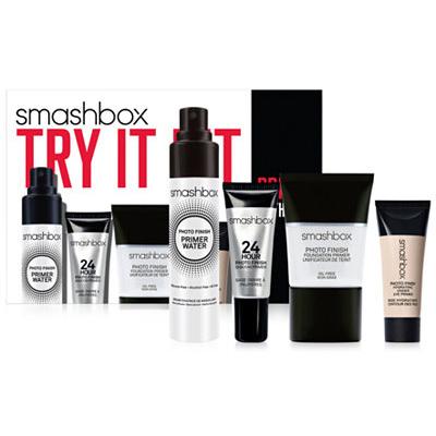 Smashbox Primer Authority Try It Kit : $29 + Free S/H