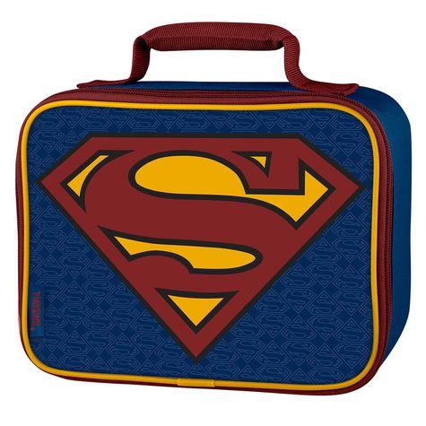 Superman Lunchbox : $5.99 + Free S/H