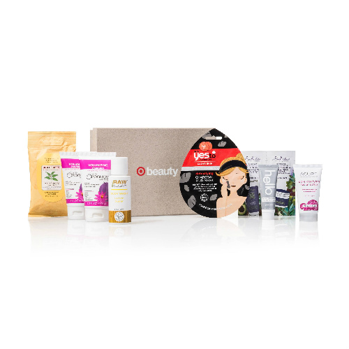 71% off Target Naturals Beauty Box : $7 + Free S/H