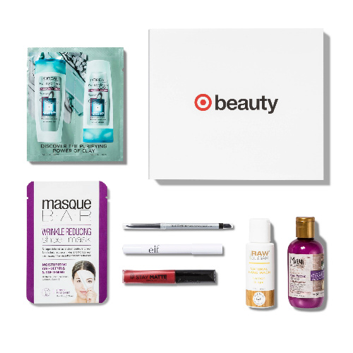 Target's October Beauty Box : $7 + Free S/H