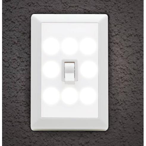 Light Switch Night Light : $4.99 + Free S/H