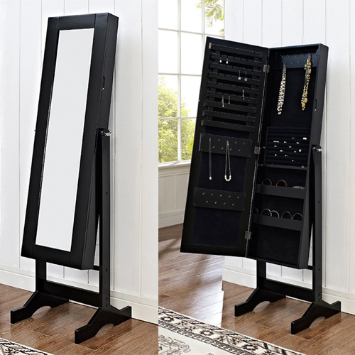 Jewelry Armoire Mirror : $107.98 + Free S/H