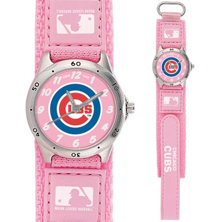Girls' Chicago Cubs Watch : $7.98 + Free S/H
