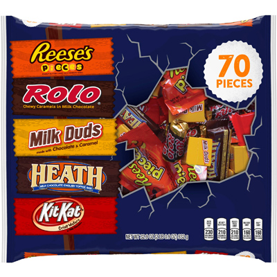 70-CT Hershey's Candy Mix : Only $5