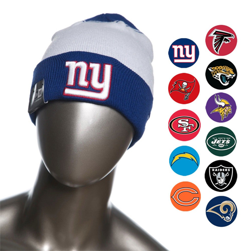 NFL Beanies : $8.99 + Free S/H