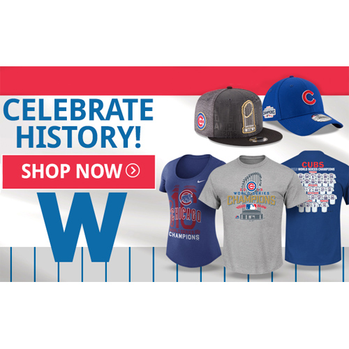 Cubs Fan Gear : Starting at 99¢