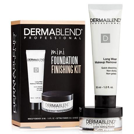 Dermablend Mini Foundation Finishing Set : $12 + Free S/H