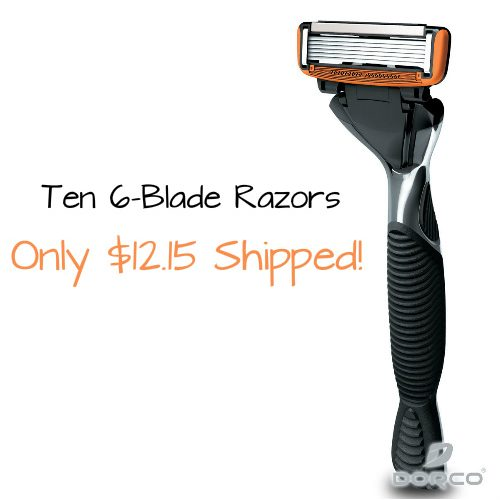 Men's Razor Bundle : $12.15 Shipped