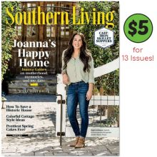 Lowest Price Southern Living Subscription