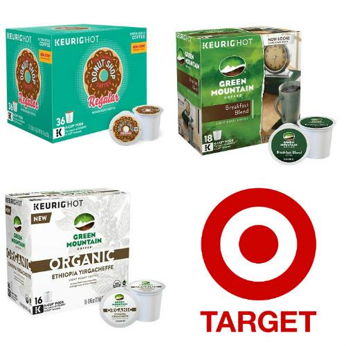 target kcup coffee pod sale