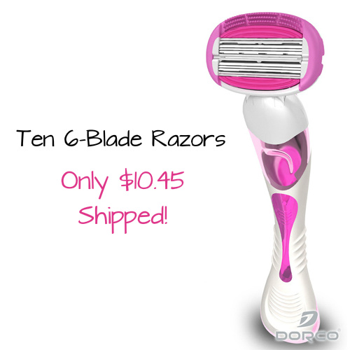 Women's Razor Bundle : $10.45 + Free S/H