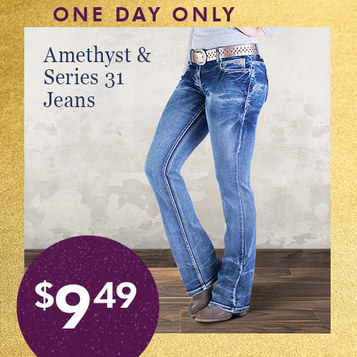 b6fd92599da Amethyst Jeans   Only  9.49