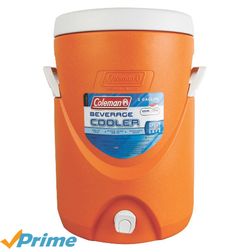 Coleman 5-Gallon Beverage Cooler : Only $20
