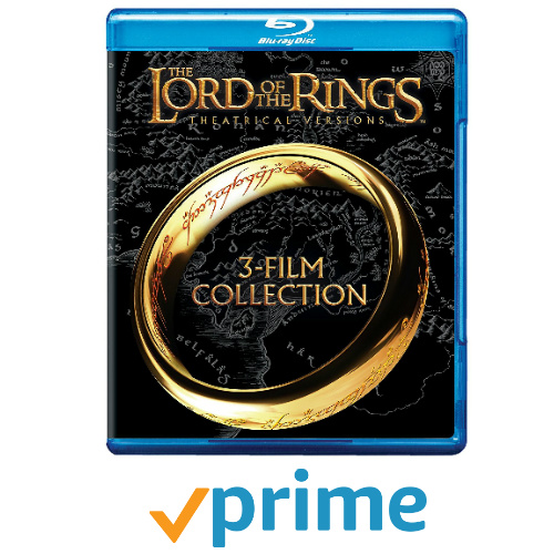 68% off Lord of the Rings Trilogy on Blu-ray : Only $7.96
