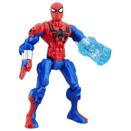 Marvel Super Hero Mashers Spider-Man Figure : $4.99 + 99¢ S/H
