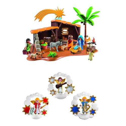 Playmobil Nativity Set : $29.99