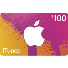 discounted itunes gift card on sale