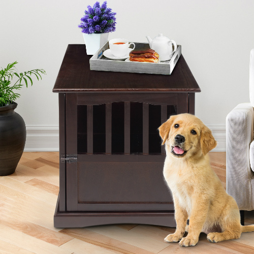 Pet Crate End Table : $76.99 + Free S/H