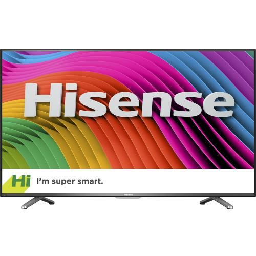 Hisense 50″ 4K Smart LED HDTV : $299.99 + Free S/H
