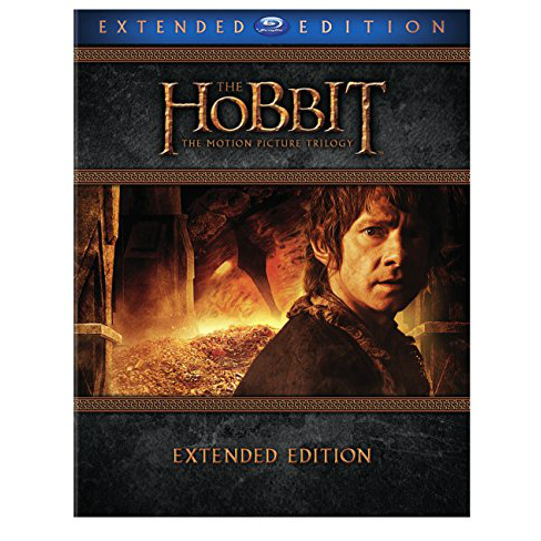 The Hobbit Trilogy on Blu-ray : Only $38.99