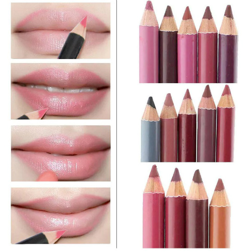 12 Lip Pencils : $5.99 + Free S/H
