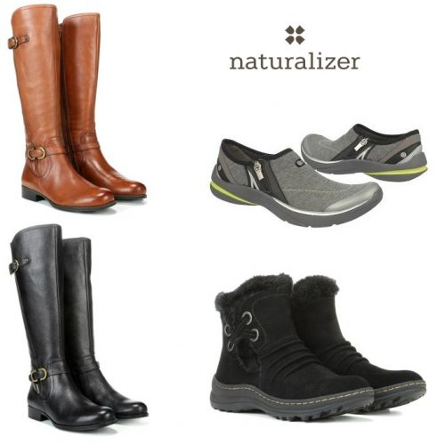 Naturalizer : Up to 80% off + Extra 20% off