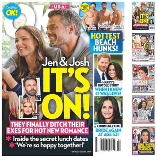 66% off OK Magazine Subscription : Only $19.95