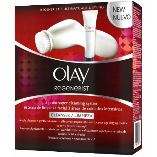 50% off Olay Regenerist Micro-Sculpting Super Cleansing System : $14.99 + Free S/H