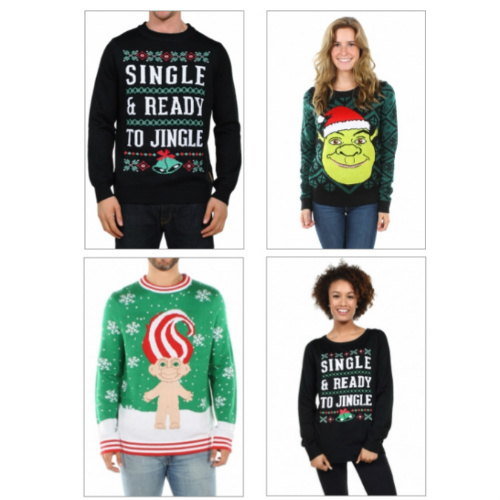 Ugly Christmas Sweaters : Only $8