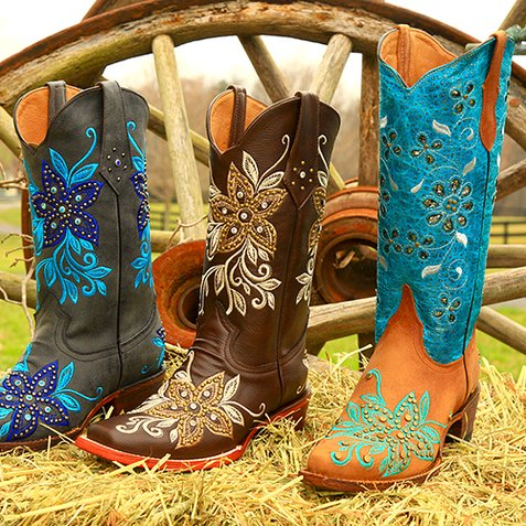 Up to 65% off Ferrini Cowboy Boots : Starting at $64.99
