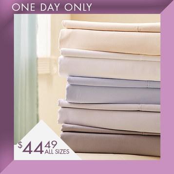1200TC Sheet Sets : Only $44.49