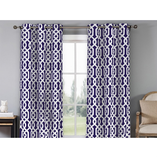 Pair of Blackout Curtains : Only $21.79