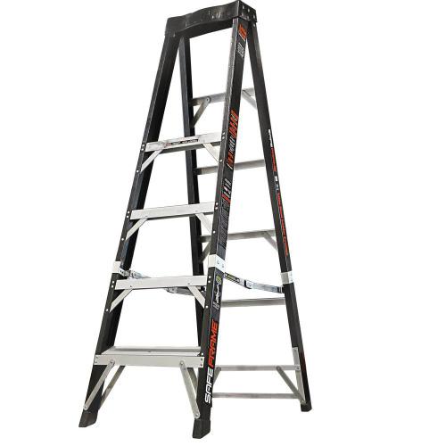 6-FT Fiberglass Step Ladder : $99.99 + Free S/H